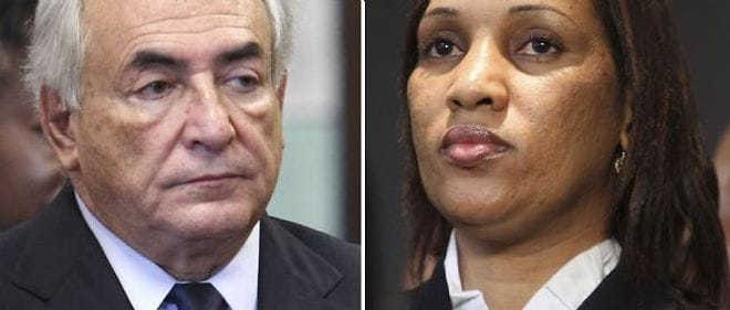 NETFLIX : NAFISSATOU DIALLO ET DSK EN STREAMING