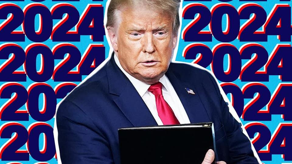 POLITIQUE : TRUMP VA T-IL REVENIR EN 2024 ?
