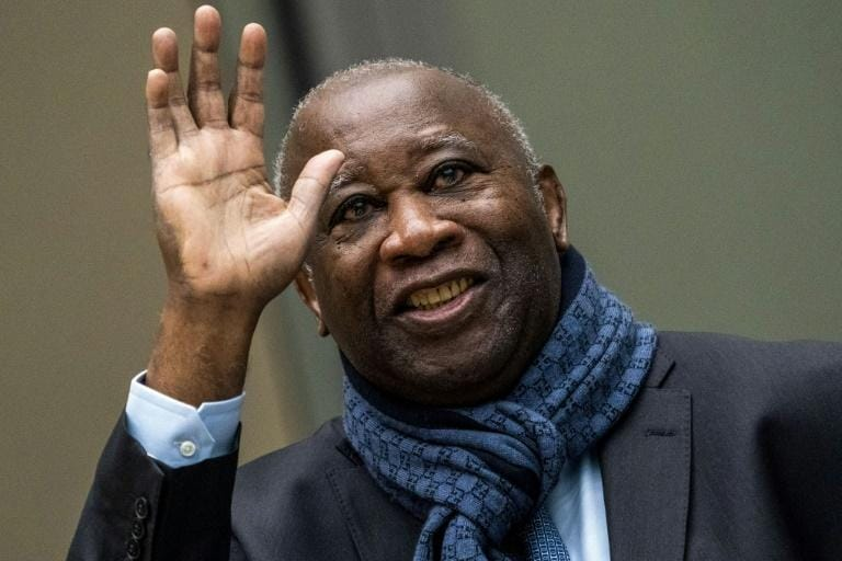 POLITIQUE : LAURENT GBAGBO DE RETOUR À ABIDJAN ?