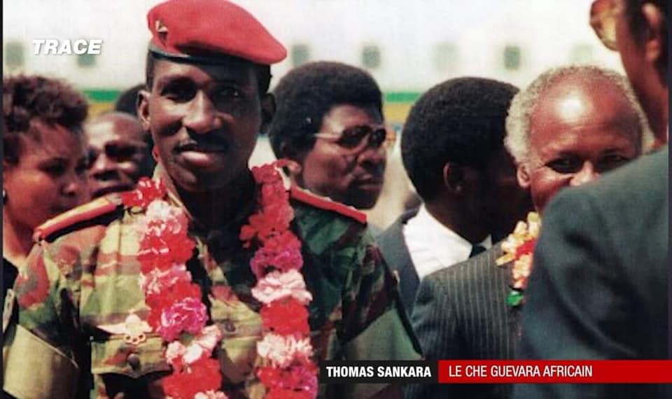 THOMAS SANKARA INVENTE LA RÉVOLUTION AFRICAINE IL Y À 33 ANS