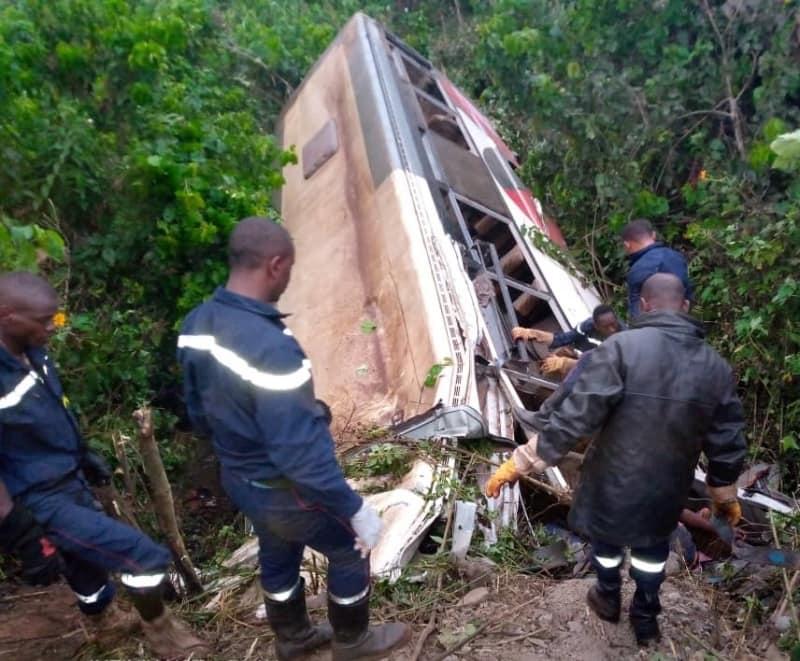 PLUSIEURS DIZAINES DE MORTS SUR LES ROUTES CAMEROUNAISES