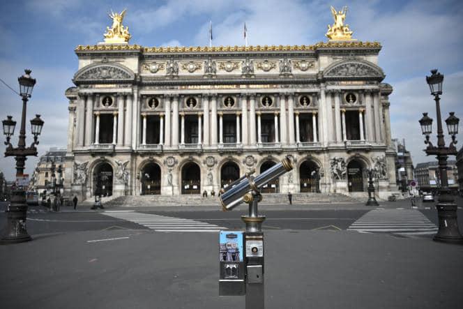 NOIRS ET MÉTIS CRITIQUENT LE MANQUE DE DIVERSITÉ DE L'OPÉRA DE PARIS