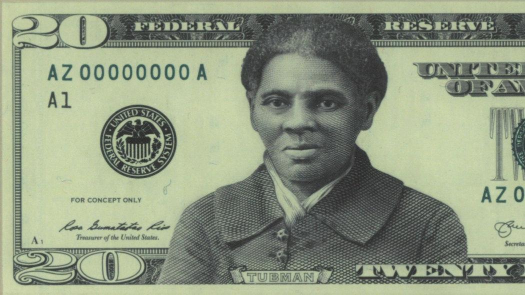 UNE FEMME NOIRE SUR LES BILLETS DE 20 DOLLARS