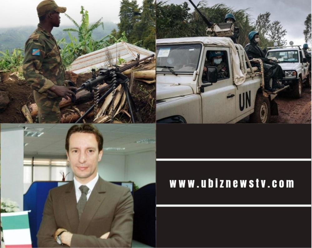 MORT D'UN AMBASSADEUR EN RDC