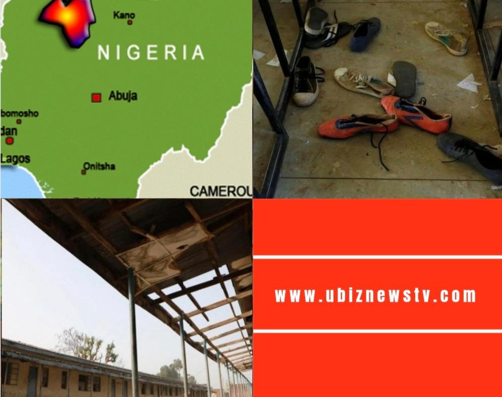 NOUVELLE ATTAQUE DANS UNE ÉCOLE AU NIGERIA