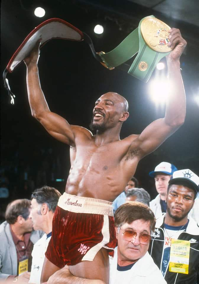 "DISPARITION DE ""MARVELOUS"", CHAMPION DU MONDE DE BOXE"