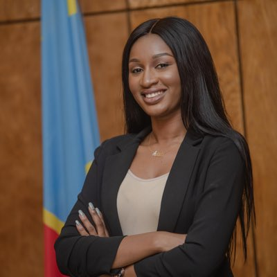 AMINATA NAMASIA, LA PLUS JEUNE MINISTRE DE LA RDC