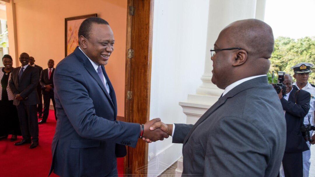 RDC ET KENYA EN MARCHE VERS L'INTÉGRATION ?