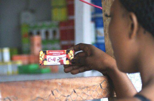 DANGER DES PRODUITS GROSSISSANTS EN AFRIQUE