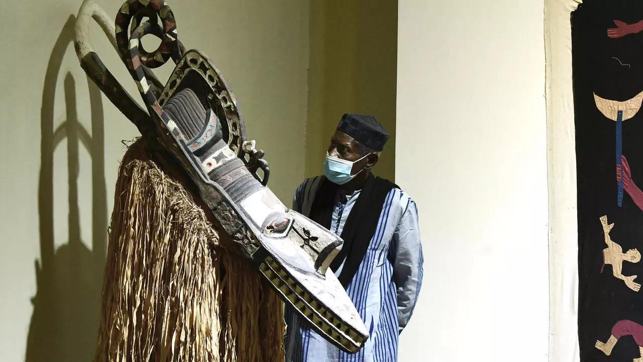 LE MUSÉE D'ART AFRICAIN OUVRE SES PORTES