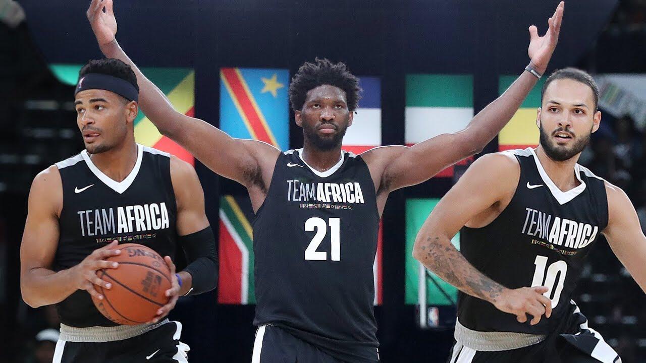 LA NBA AFRICA POUR CONQUÉRIR LE BASKETBALL AFRICAIN