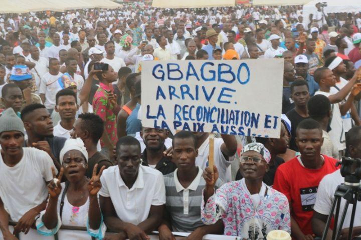 HISTORIQUE RETOUR DE LAURENT GBAGBO