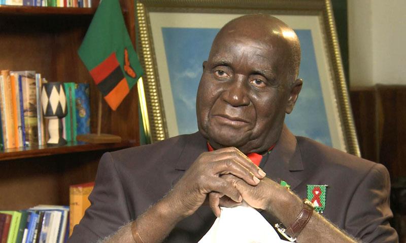 LA ZAMBIE PERD SON PÈRE FONDATEUR