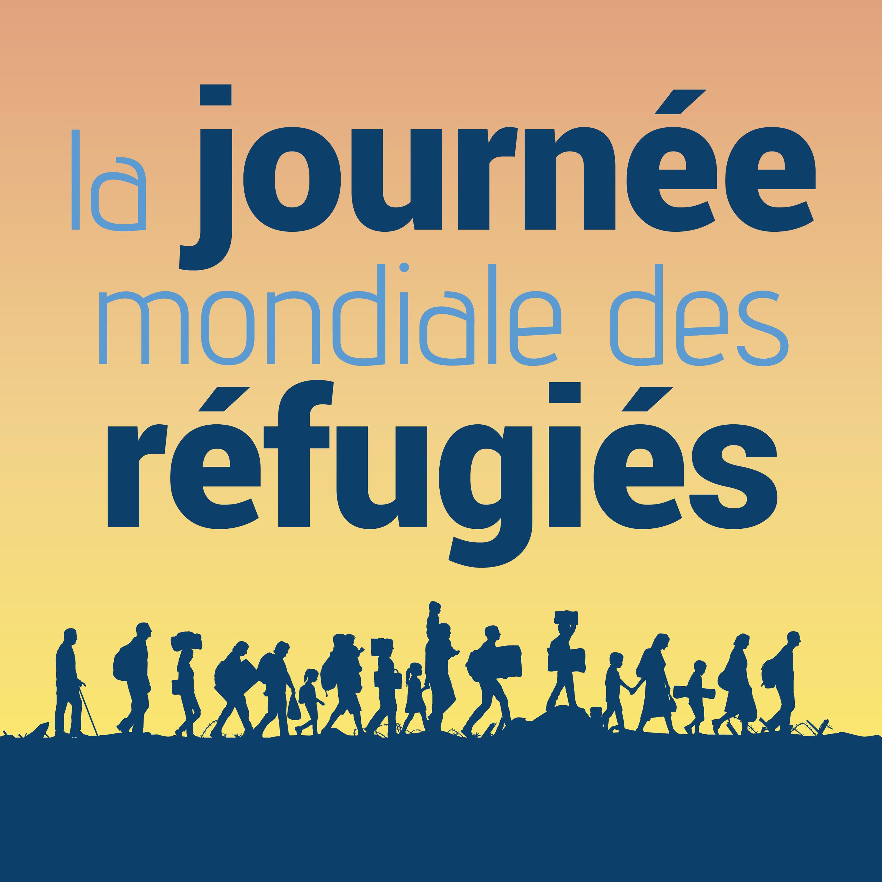 EXPLOSION DU NOMBRE DE RÉFUGIÉS