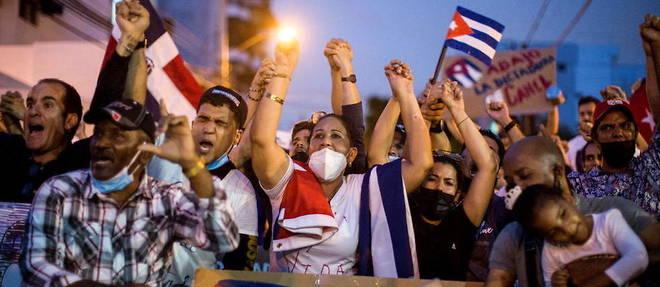 MANISFESTATIONS HISTORIQUES À CUBA